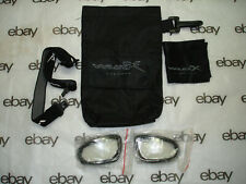 Wiley X SG 1 Replacement Lenses Clear Carrying Pouch Attachable Strap Cloth