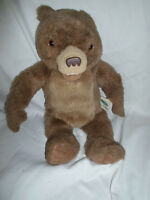 "Little Bear Talks & Laughs Kidpower 17"" Plush Soft Toy Stuffed Animal"