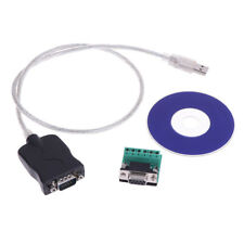 USB2.0 to RS-485 RS-422 DB9 pin female COM Serial Port adapter cable converterBB