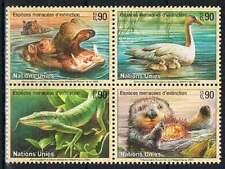 Nations Unies - Geneve postfris 2000 MNH 385-388 - Bedreigde Dieren