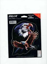 "Pilot Automotive Eagle Decal, 6"" x 8"" GR05 USA Eagle"