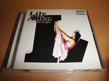 LILY ALLEN cd IT'S NOT ME ITS #1 hit F*** YOU who'd have known FEAR not fair 22