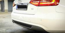 Für Audi A4 8K B8 FL Spoiler Diffusor Limousine Avant doppel links Modell 2012