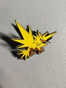 Zapdos Pin | 2016 Official Pokemon Collector's Pin