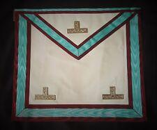 Mark Past Masters apron (lambskin)