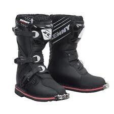 KENNY MX Kinder Stiefel TRACK - schwarz Motocross Enduro MX Cross