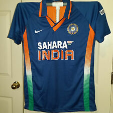 Nike Dri-fit Sahara India Cricket Polo Jersey Size 40 (Largish Med)