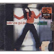 SABRINA GUIDA - Voce guida - CD 2005 SIGILLATO SEALED