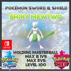 Shiny Mewtwo  Play 2016 Event  Pokemon Sword  Shield  6IVS  Level 100
