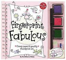 Finger Print Fabulous by Scholastic US (Mixed media product, 2010)
