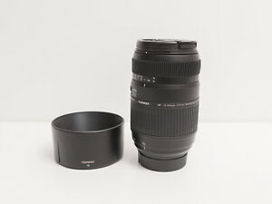 Tamron 70-300mm F4-5.6 Di LD Macro Full-frame Lens for Nikon F ~Excellent Cond.