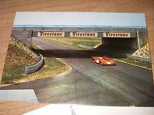 Ferrari , pista di Fiorano -70's -postcard
