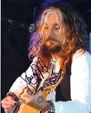 John Corabi Motley Crue Union Heavy metal hard rock glam auto 8x10 Photo #2 wCOA