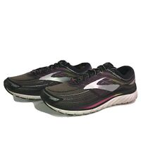 Brooks Glycerin15 Women's Athletic Running Shoes Black/Multi Color Size 10