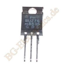 5 x Phillips BUK456-100B N-chan MOSFET Transistor 100V 32A TO-220 SMPS PIC