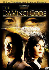 The DaVinci Code (Dvd, 2006, 2-Disc Set, Widescreen Special Edition) New