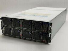 Hitachi Dw800-Cbl Storage Array 4U w/ 2*Ctlm 2xE5-2609V2 2.5Ghz 128Gb Controller