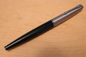 Vintage Parker 45 Roller Ball Pen, New Refill, Nice