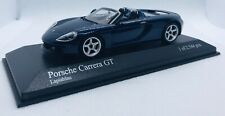 Minichamps 1/43 Porsche Carrera Gt 2000 Blue Metallic 430060231