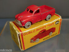 DUBLO DINKY MODEL No.065         MORRIS PICK-UP         VN MIB