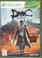 Xbox 360 DMC Devil May Cry Neuf Scellé Italien Pal