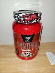 BSN Syntha-6 Whey Protein Powder Cold Stone Creamery- Birthday Cake Remix Fla...