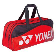 YONEX Badminton Tennis Tournament Bag Racquet Red Backpack Racquet BAG9831WEX