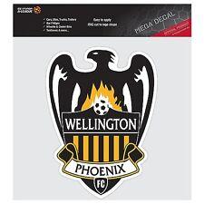 Wellington Phoenix iTag Mega Decal Sticker