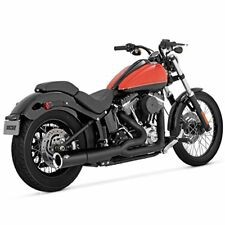 Scarichi Vance & Hines Pro Pipe NERO (Harley Davidson Softail 2012 – 2017)