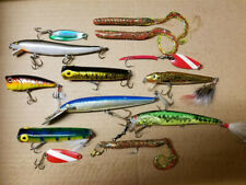 Mixed Lot Fishing Lures .Saltwater/Freshwater.Bas s,Stripers,Blues