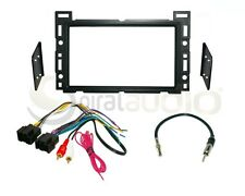 Radio Dash Kit Combo Standard & Oversized 2DIN + Wire Harness + Antenna G28