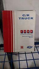 1994 CHEVY GMC CK C/K C K TRUCK DRIVEABILITY ELECTRICAL Service Shop Manual OEM