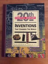 The 20th Eventful Century: Inventions That Changed The World - Hardback 1999