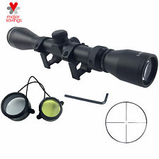 3-9X40mm Reflex Cross Tactical Reticle Riflescope with Free Mount For Hunting