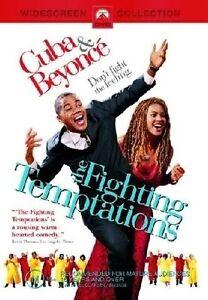 The Fighting Temptations DVD Cuba & Beyonce Movie - AUSTRALIAN REGION 4