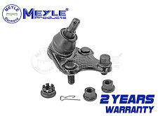 FOR TOYOTA AURIS 1.4 1.6 VVTi FRONT RIGHT LOWER SUSPENSION ARM BALL JOINT KIT