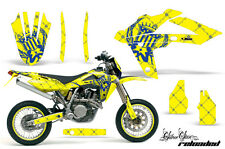 Husqvarna SM/TC/TE Graphic Kit AMR Racing # Plates Decal Sticker Part 05-08 RLY