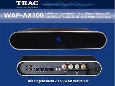 TEAC WAP-AX100 NEU Wireless Receiver 2x50 W Internetradio USB iPhone  WAPAX100