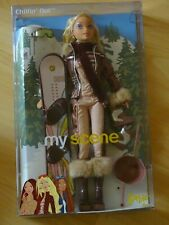 Barbie  my scene Chillin ´Out NRFB  OVP
