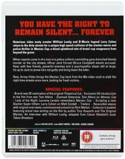 Sam Raimi, Jake LaMotta-Maniac Cop (UK IMPORT) Blu-Ray NEW
