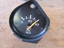 NOS GM 1985 Chevy S10 S-10 Oil Pressure Gauge 25026206
