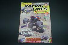 Radio Control Car RACING LINES Magazine Colour Book Vintage 1998 OZRC