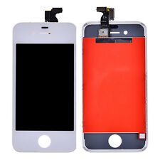 White LCD Screen Touch Digitizer Frame Assembly For iPhone 4 CDMA 6.0 version US
