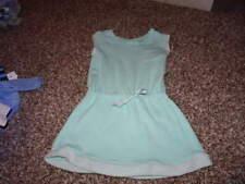 FLOATIMINI 3T BLUE SWIMSUIT COVER-UP DRESS