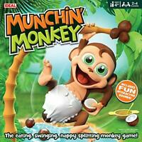Ideal 10817 Munchin' Monkey Action Game