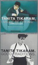 CD-TANITA TIKARAM EAST WEST--2 CDS+ INFOSHEET--PROMO