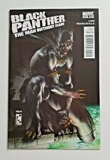 BLACK PANTHER The Man Without Fear # 514 Marvel 2011 Luke Cage