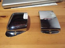 LATE 60's EARLY 70's FENDER PRECISION BASS BRIDGE & PICKUP COVERS