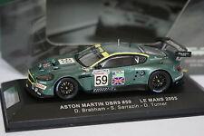 Ixo 1/43 - Aston Martin DBR9 Nº59 Le Mans 2005