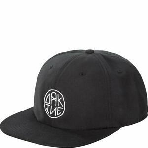 Dakine Men's Adjustable Snapback Metal Ballcap (Black, One Size)